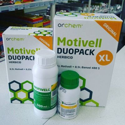 Motivel duopak xl